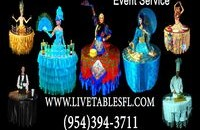 Live Tables Entertainment and Catering LLC