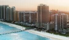 Жилая недвижимость Майами.