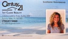 Century21 1st Class Realty